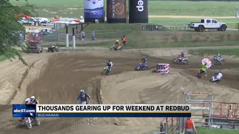 Circle K National Motocross returns to Red Bud