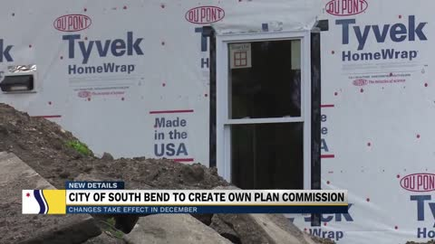 City of South Bend to create plan commission