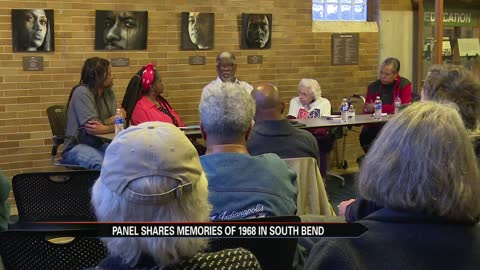 Black History Month panel shares 1968 in South Bend