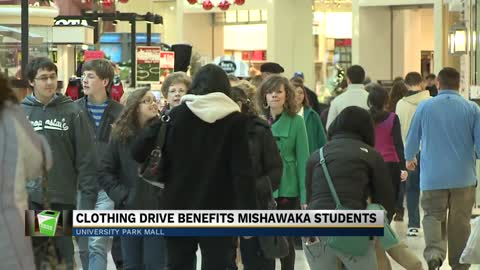 Clothing drive ensures that Mishawaka students are ready to return to school