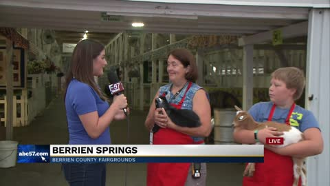 Co-Superintendent of Wonders of Birth Barn discusses youth fair
