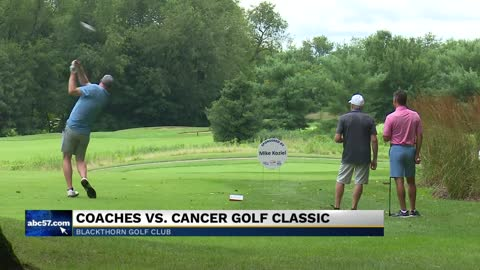 Coaches vs. Cancer Golf Classic held Tuesday