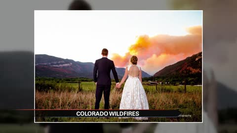 Colorado wildfire blazes for 2 weeks near Durango
