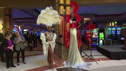 Community helps celebrate opening day at Four Winds Casino South Bend