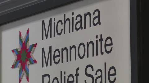 Community gathers for annual Michiana Mennonite Relief Sale