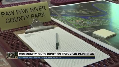 Community gives input on Berrien County Parks' five year plan