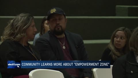 Incoming SBCSC superintendent hosts info meeting on Empowerment Zone