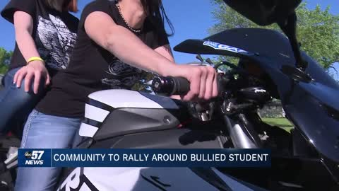 Motorcyclists set to support gay Mishawaka student alleging bullying at school