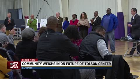 Community weighs in on future of Tolson Center