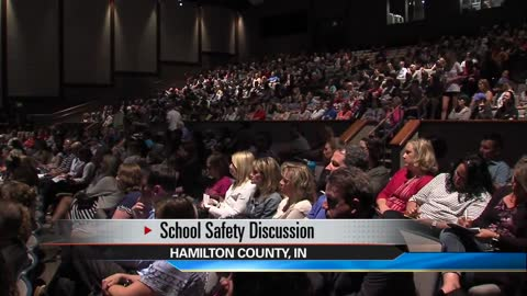 Concerned parents suggest changes for school security