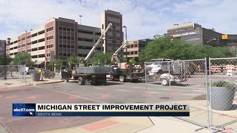 Some express concern over Michigan Street project's impact on US Senior Open, local businesses