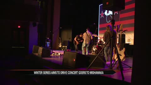 Winter Concert Series kicks off at Battell Center