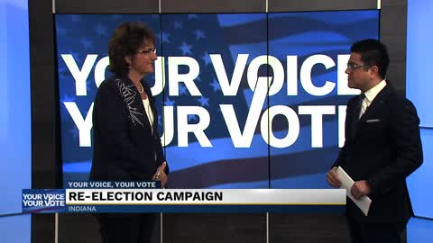 Rep. Jackie Walorski talks filing for re-election, impeachment...