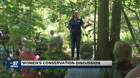 Conservation discussion held for women farmers and land owners