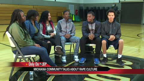 Michiana community talks about rape culture