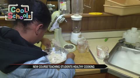 Cool Schools: Dowagiac Union High School teaching students how to cook