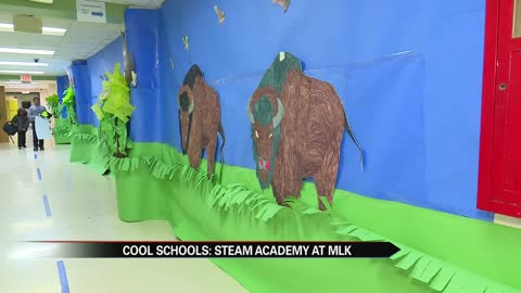 Cool Schools: MLK STEAM Academy hosts Ecosystem Week