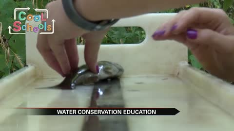 Cool Schools: Goshen New Tech Middle School learns water conservation through new incentive