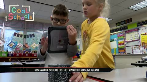 Cool Schools: Mishawaka elementary schools use new STEM materials