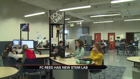Cool Schools: Students practice exploratory learning through new STEM lab