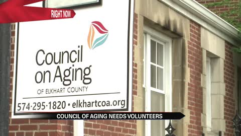 Council of Aging needs volunteers