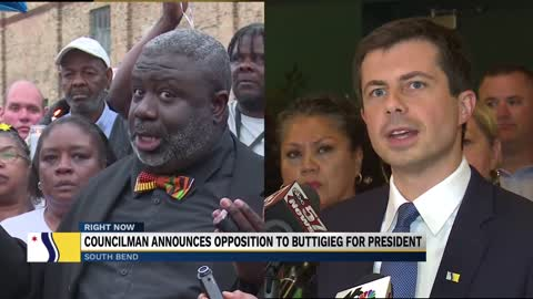 Buttigieg, voters weigh in on South Bend councilman's endorsement of Biden