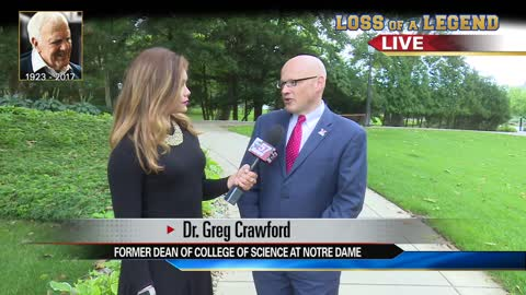 Dr. Crawford speaks up about fundraising for Ara's foundation and more