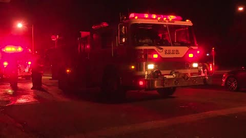 Crews respond to Wilber Street fire Sunday morning
