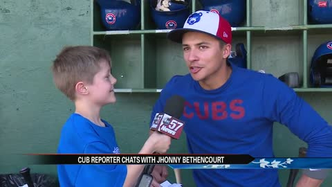 Cub Reporter: Kayvin – May 24, 2018
