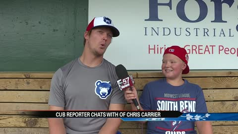 Cub Reporter - Reed - August 9, 2018