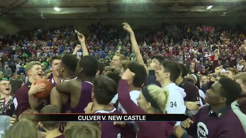 Culver takes down top-ranked New Castle for trip to State Championship