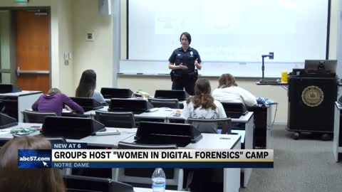 Cyber Crimes Unit holds first camp for women in digital forensics...