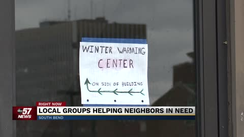 Thanksgiving Goodness: Local church steps up as daytime warming center for the homeless