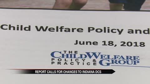 Report calls for changes to Indiana DCS
