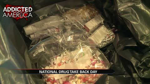 Local locations for National Drug Take Back Day