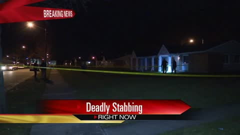 Overnight stabbing in Mishawaka leaves one man dead