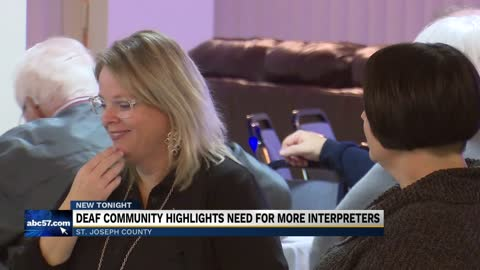 Deaf community highlights interpreting issues nationwide