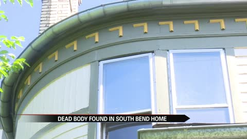 South Bend Police investigate deceased man found in attic