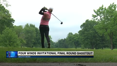 Delacour wins Four Winds Invitational after final round shootout