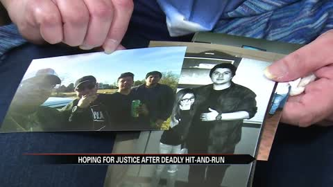 Family shares justice plea for Elkhart County hit-and-run victim