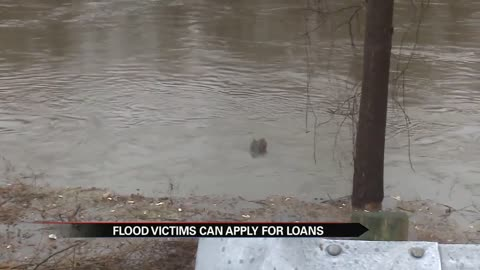 Outreach center helps flood victims apply for disaster loans