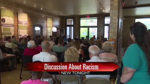 Neighbors talk racism in South Bend