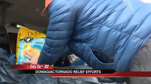 Dowagiac man drops everything to help with relief efforts in Alabama