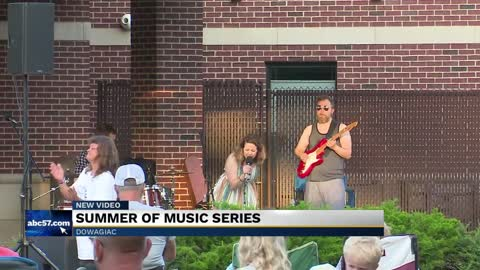Dowagiac Summer of music series is in full swing