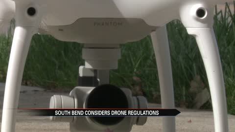 Common council claims privacy concerns raised by neighbors prompted proposed drone ordinance
