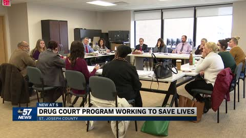Drug court program working to save lives