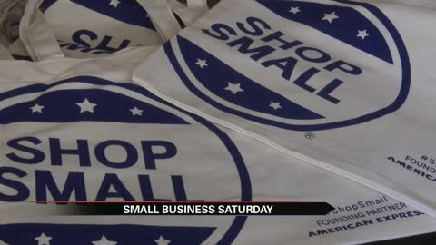 "DTSB hosting ""Small Business Saturday"" event"
