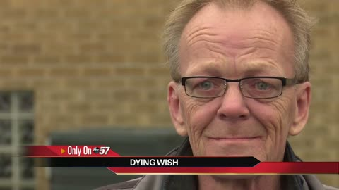 Dying wish: One man's quest to be reborn