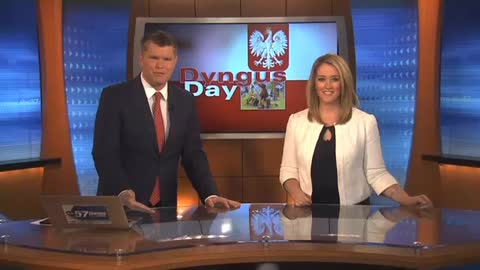 Dyngus Day - Easter Monday after Easter Sunday