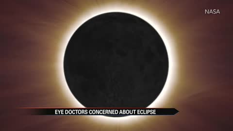 Eclipse poses serious dangers to your eyes and cameras